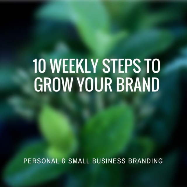 10 Weekly Steps to Market & Grow